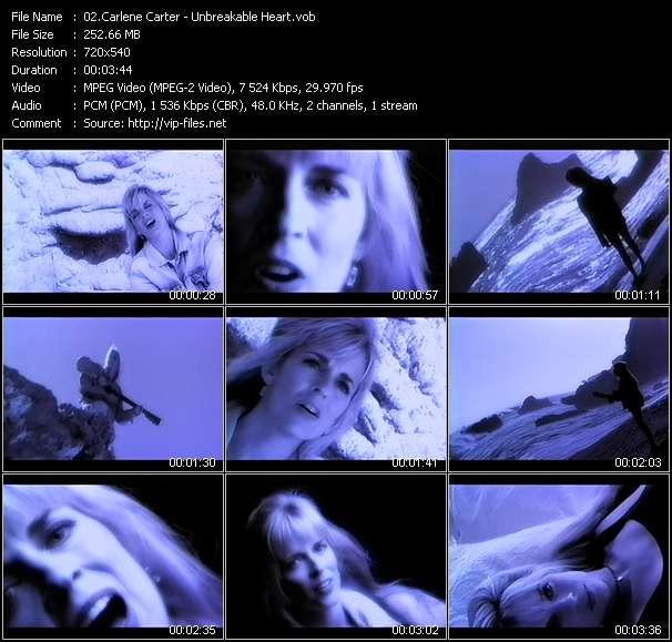 Carlene Carter - Unbreakable Heart