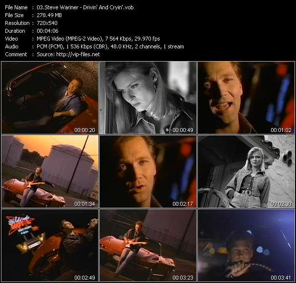 Steve Wariner - Drivin' And Cryin'