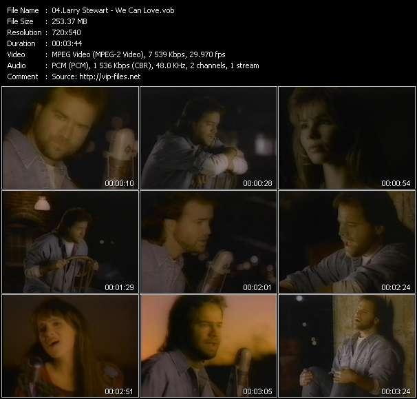 Larry Stewart - We Can Love