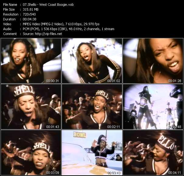 Shello - West Coast Boogie