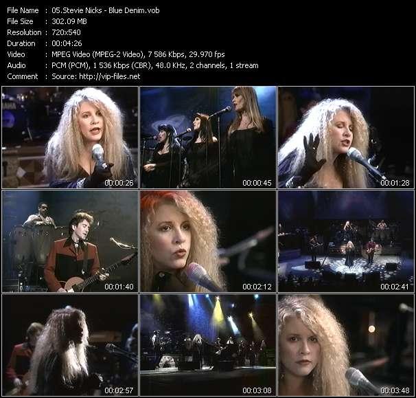 Stevie Nicks - Blue Denim