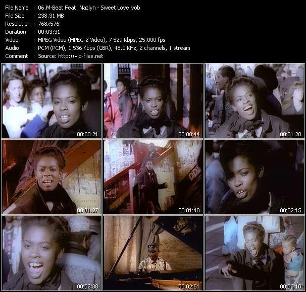 M-Beat Feat. Nazlyn - Sweet Love