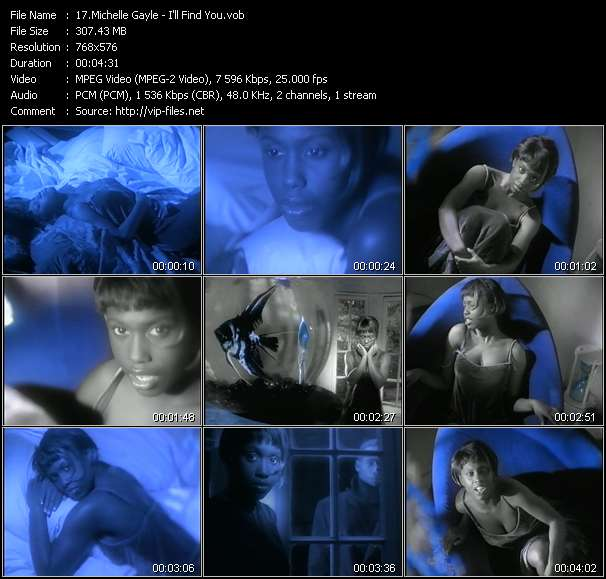 Michelle Gayle - I'll Find You