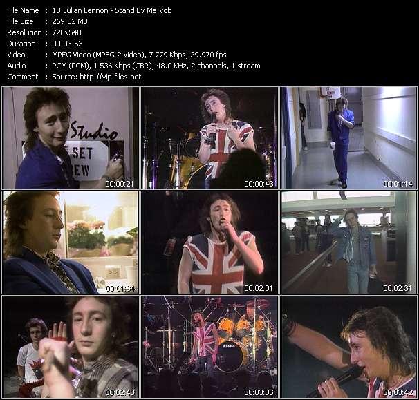 Julian Lennon - Stand By Me