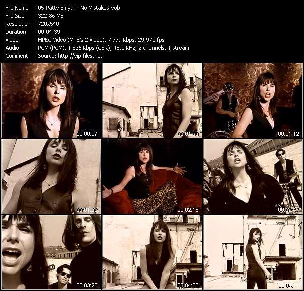 Patty Smyth - No Mistakes