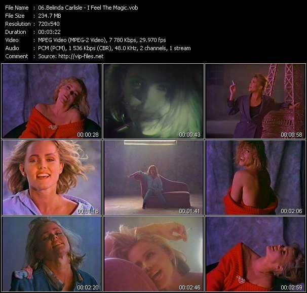 Belinda Carlisle - I Feel The Magic