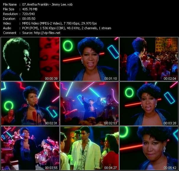 Aretha Franklin - Jimmy Lee