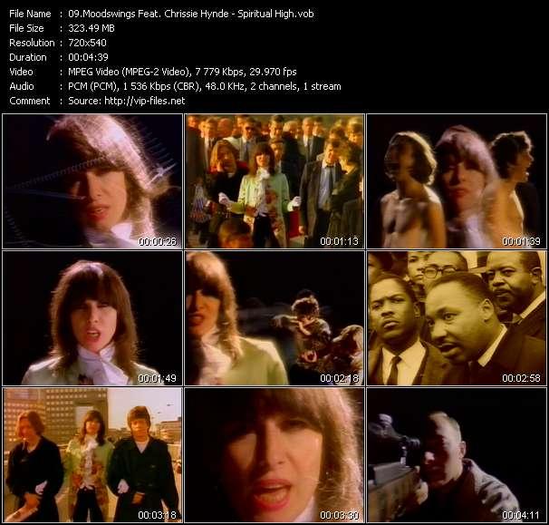 Moodswings Feat. Chrissie Hynde - Spiritual High