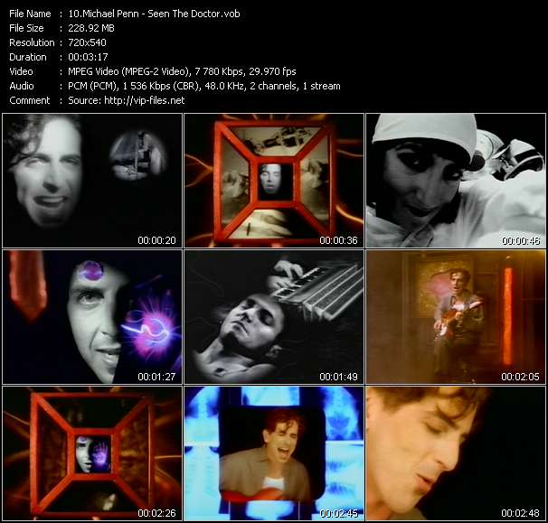 Michael Penn - Seen The Doctor