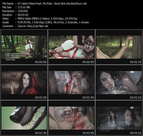Jadyn Maria Feat. Flo Rida - Good Girls Like Bad Boys