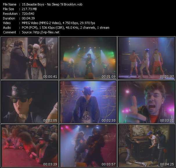 Beastie Boys - No Sleep Til Brooklyn