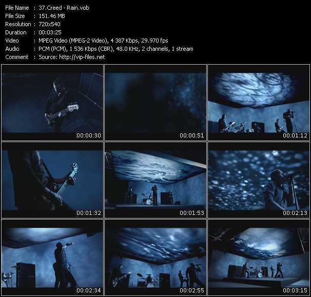 Creed - Rain