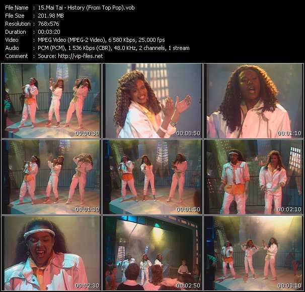 Mai Tai - History (From Top Pop)