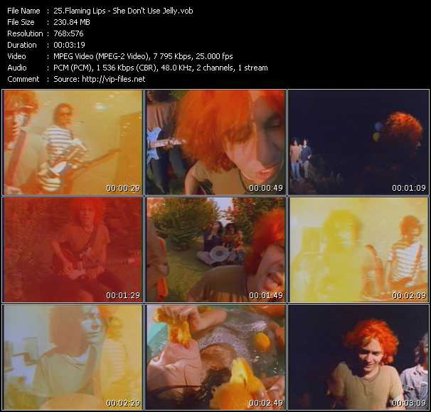 Flaming Lips - She Don't Use Jelly