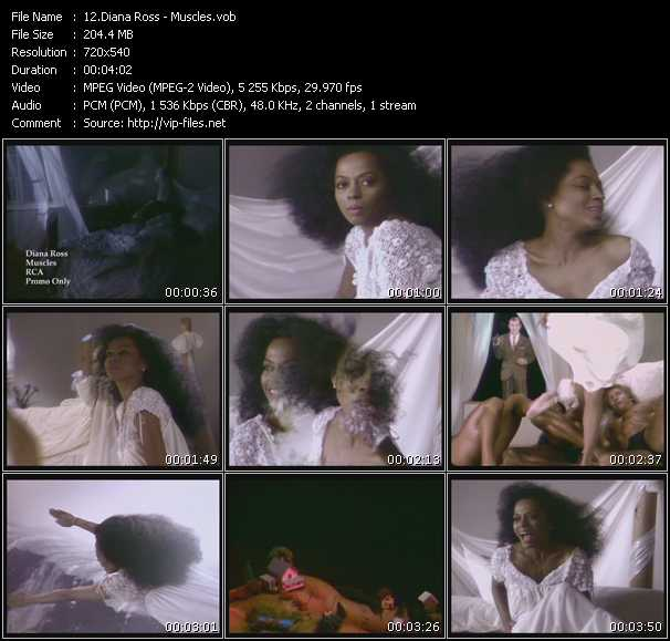 Diana Ross - Muscles