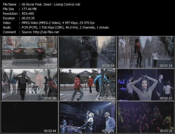 Nycer Feat. Deeci - Losing Control