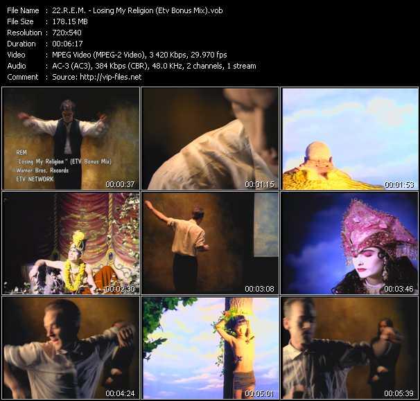 R.E.M. - Losing My Religion (ETV Bonus Mix)