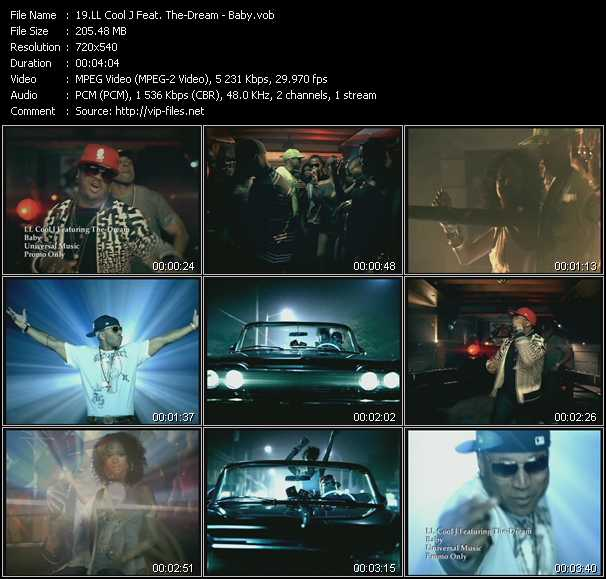 LL Cool J Feat. The-Dream - Baby