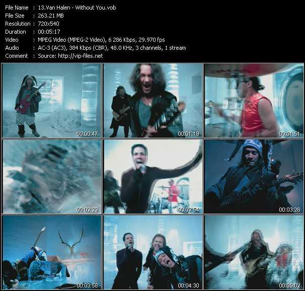 Van Halen - Without You