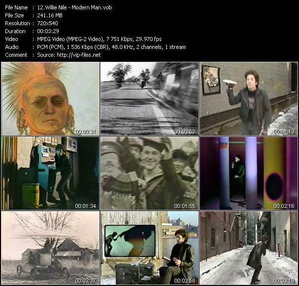 Willie Nile - Modern Man