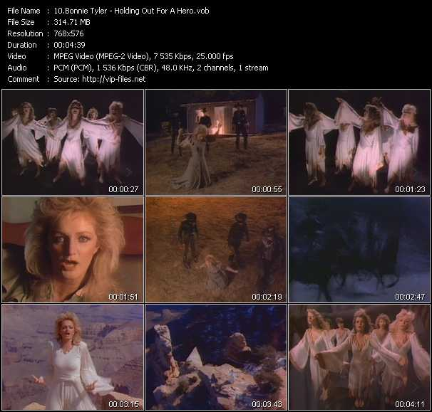 Bonnie Tyler - Holding Out For A Hero