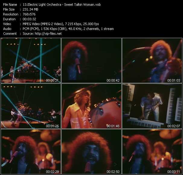 Electric Light Orchestra (E.L.O.) - Sweet Talkin Woman