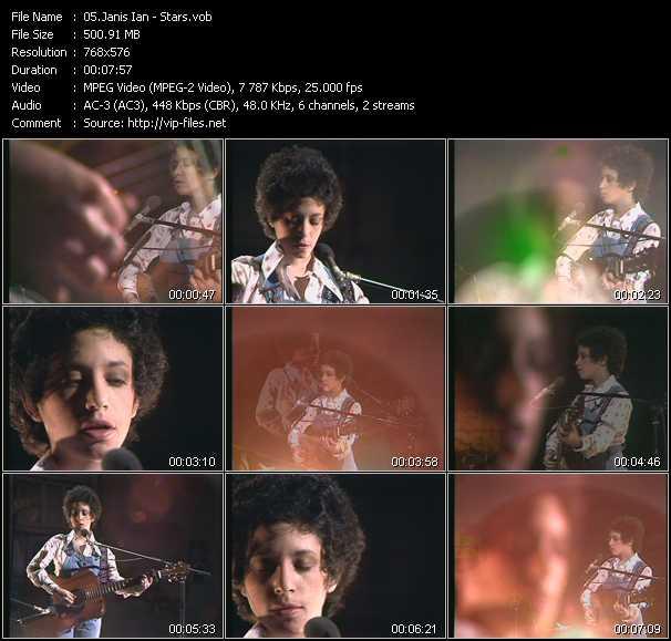 Janis Ian - Stars (From Musikladen)