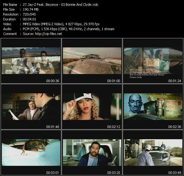 Jay-Z Feat. Beyonce - 03 Bonnie And Clyde