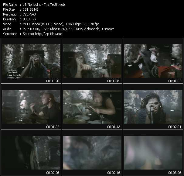 Nonpoint - The Truth