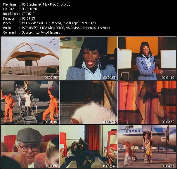 Stephanie Mills - Pilot Error