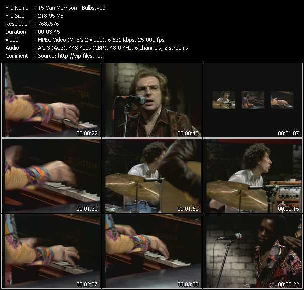 Van Morrison - Bulbs
